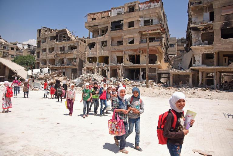 Syrien Fakten